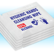 5x-Hygienic hands Cleansing wipeSachet.j