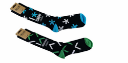 Knitted Mid Calf socks
