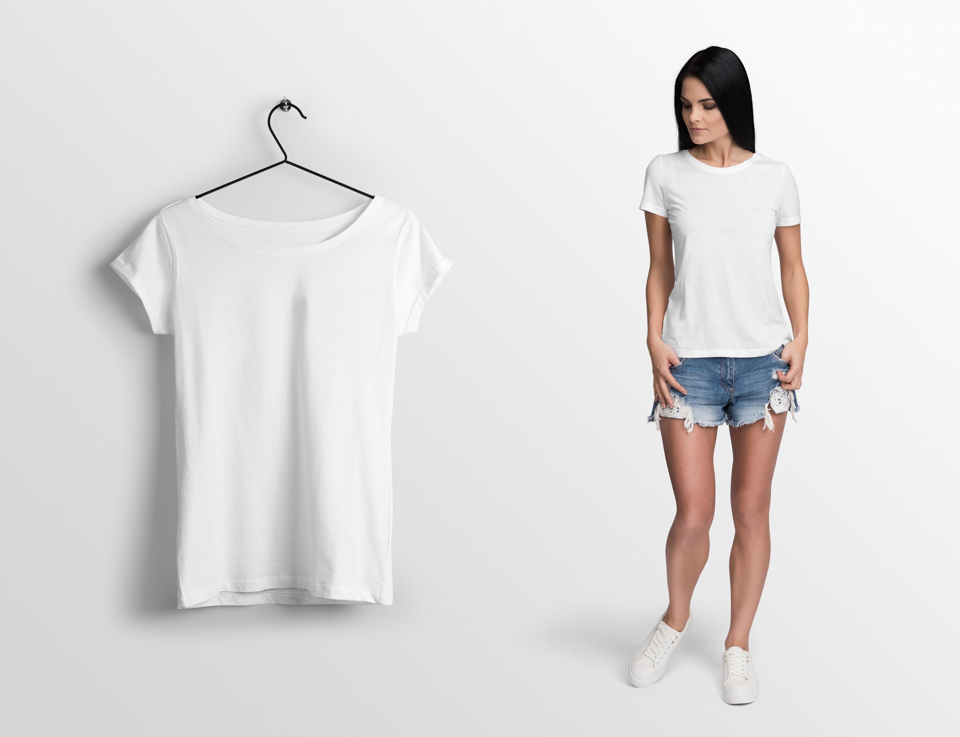 Custom made ladies T-Shirts (9)