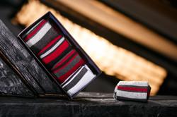 Socks in full custom made boxes (3)