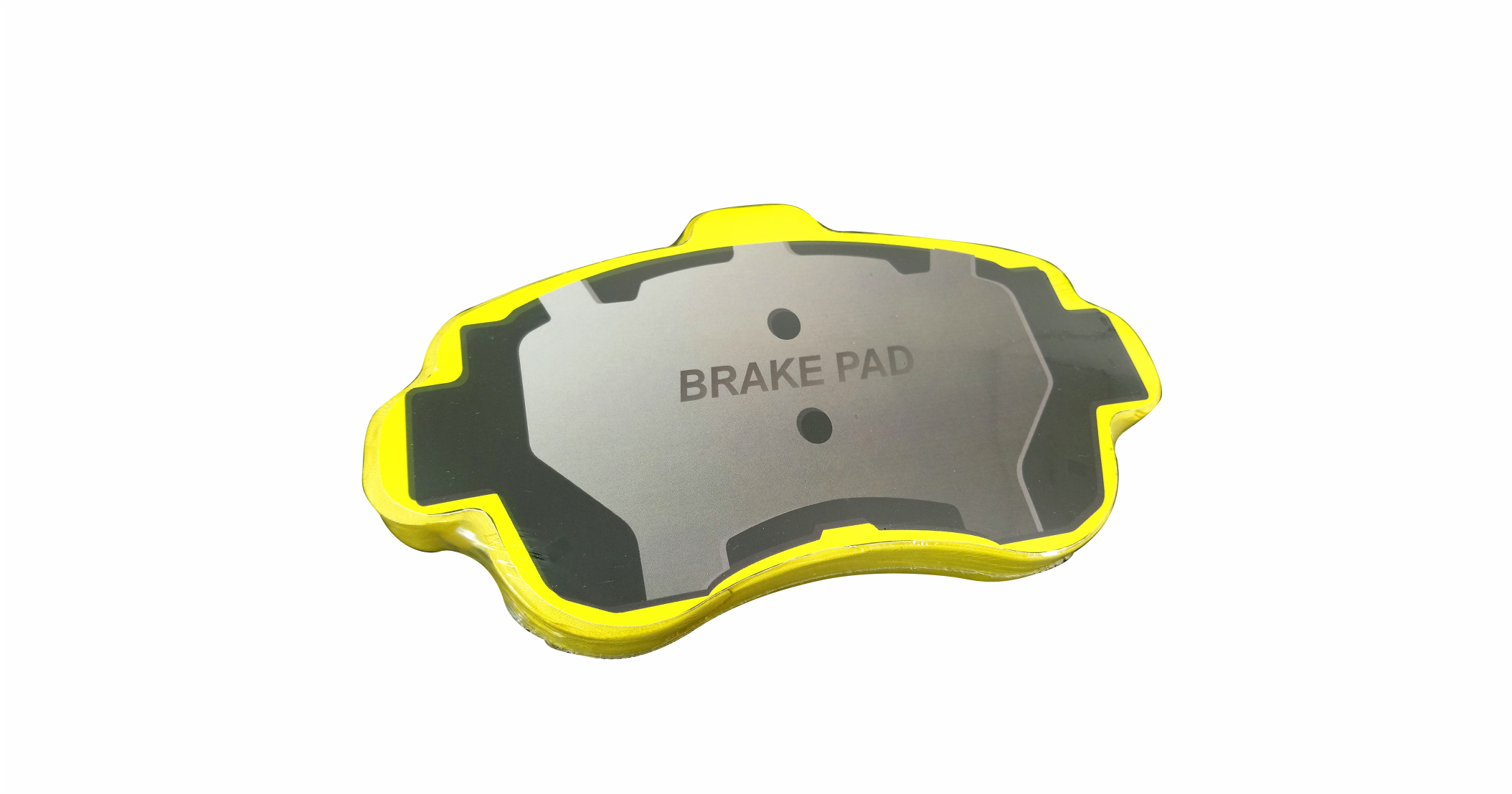 Compressed T Shirt Brake Pads 2