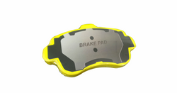 Compressed T Shirt Brake Pads 2