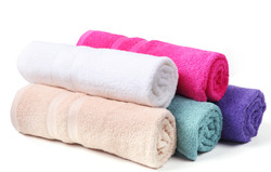 Cotton towels by KINGLY (203)