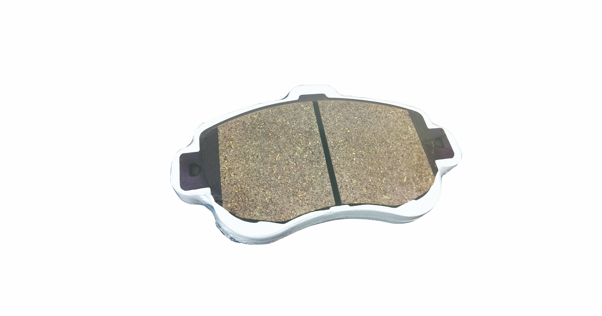 Compressed T Shirt Brake Pads 3