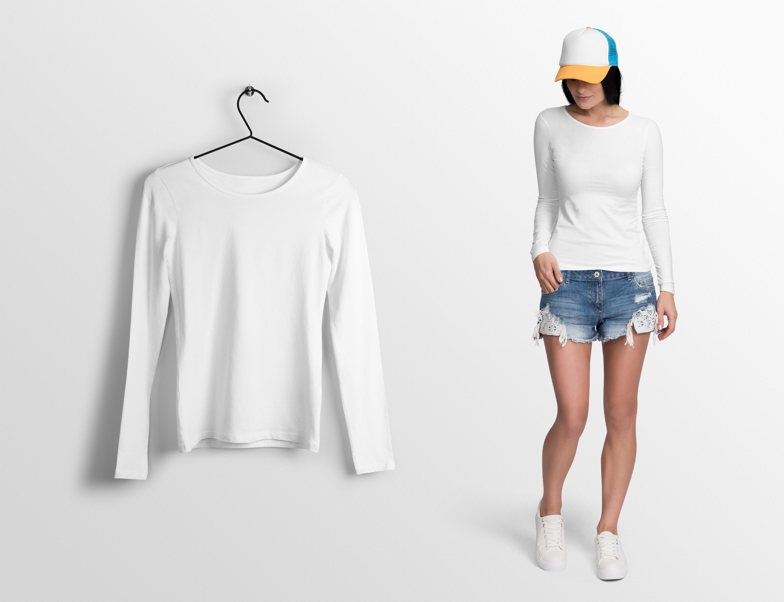 Custom made ladies T-Shirts (8)