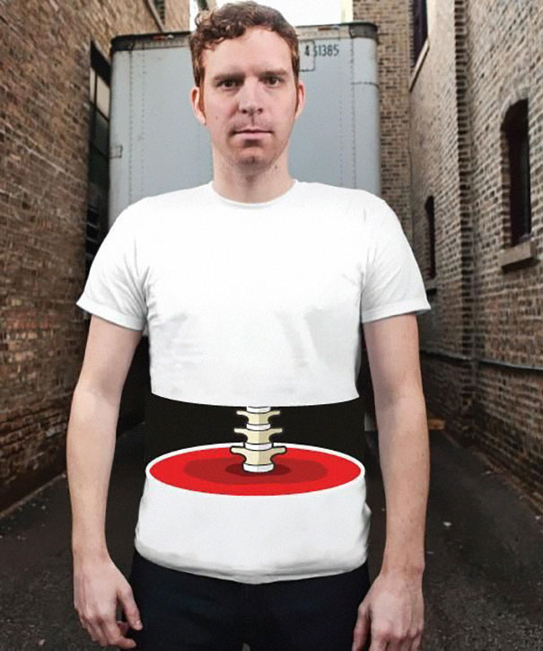 Creative T-Shirt printing (23)