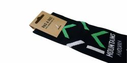 Knitted Mid Calf socks 5