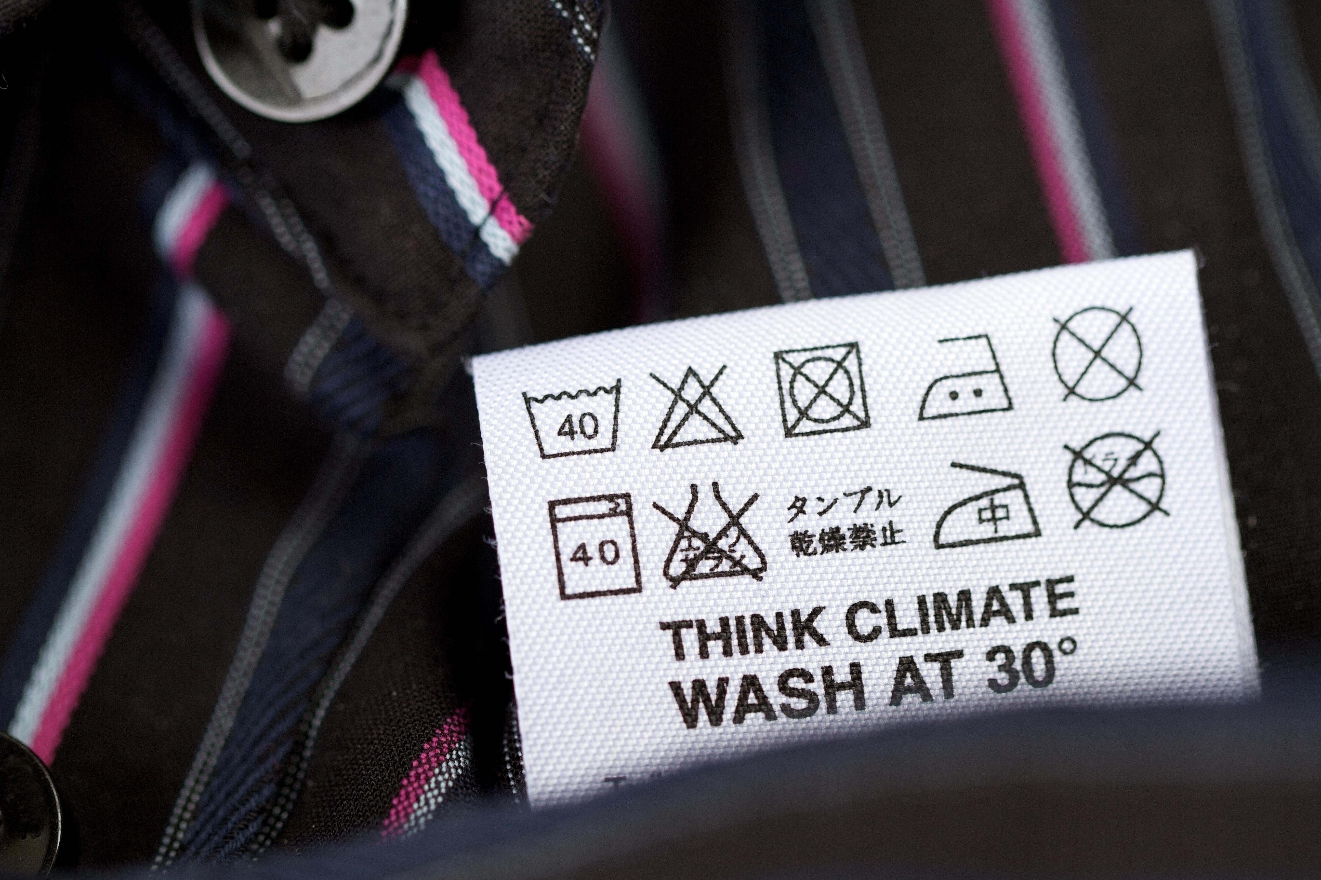 Printed label