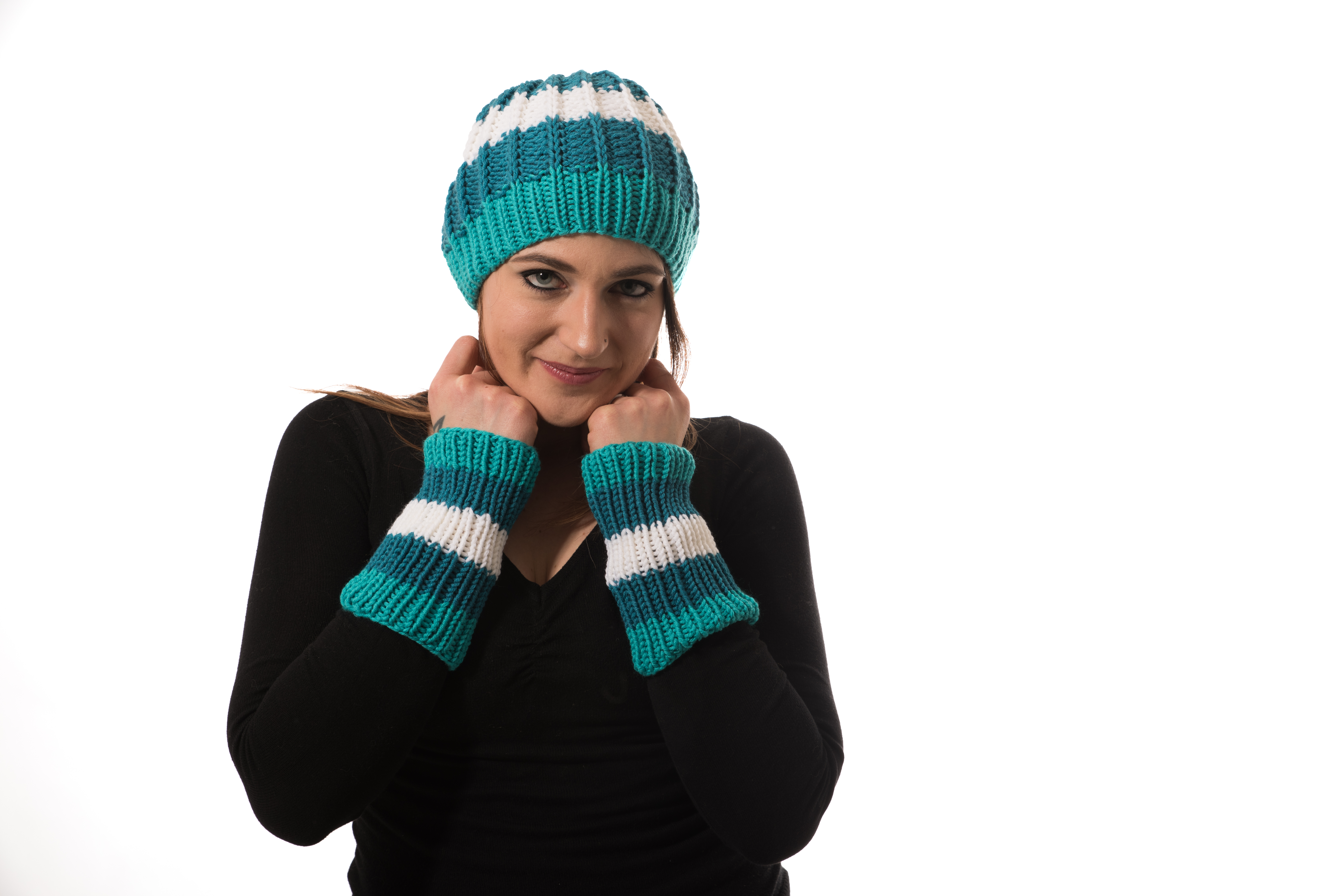 Custom made knitted hats (6)