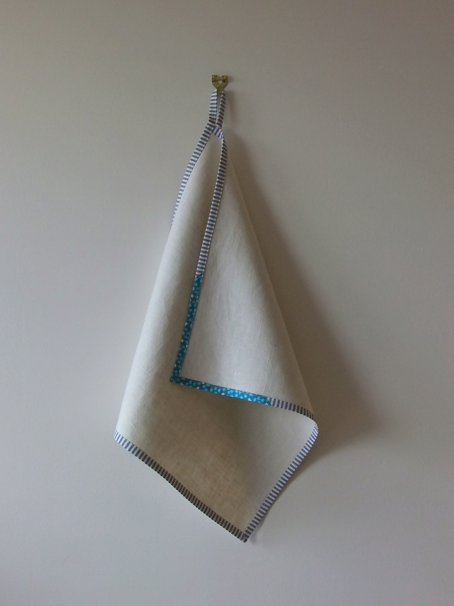 Linen tea towel