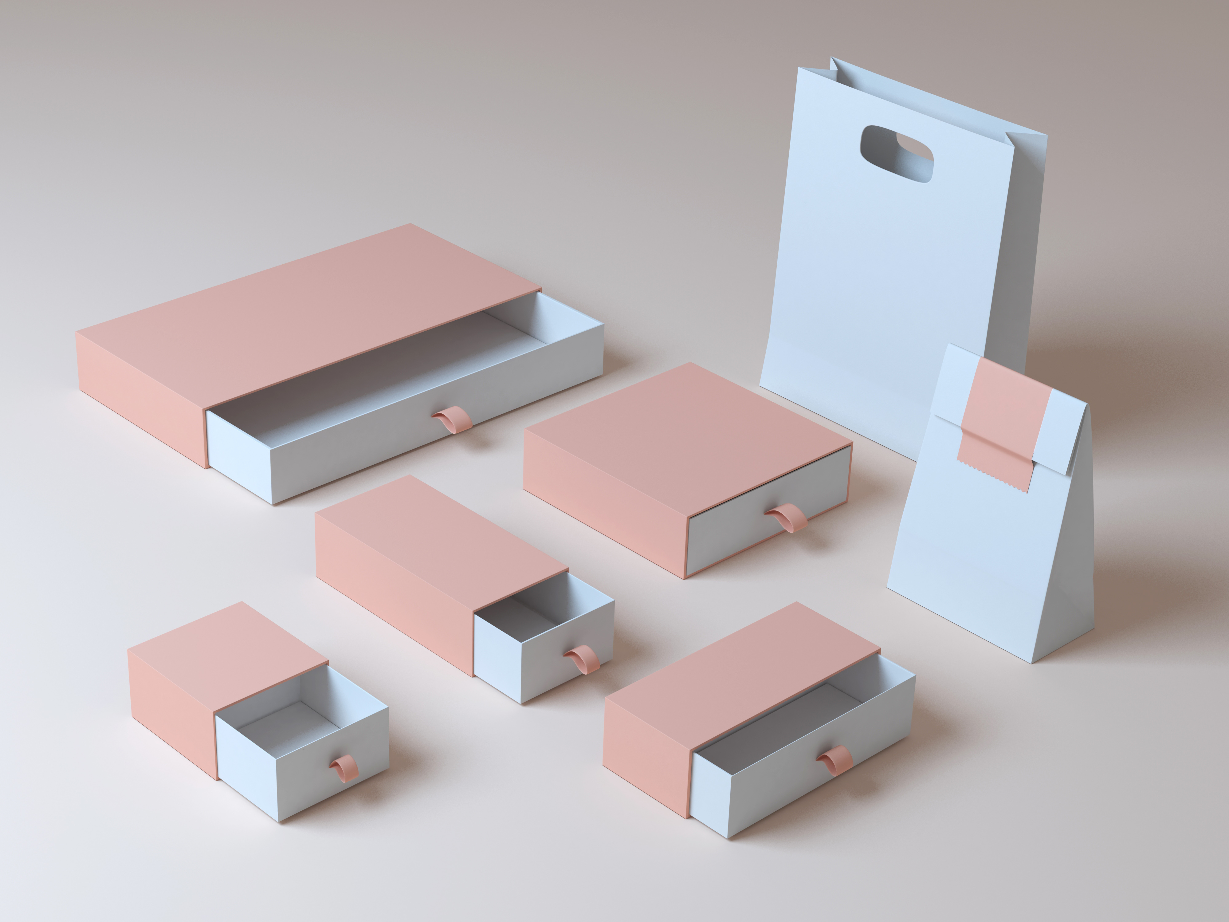 Garment boxes (48)