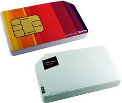 SIM CARD shape