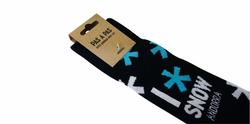 Knitted Mid Calf socks 2