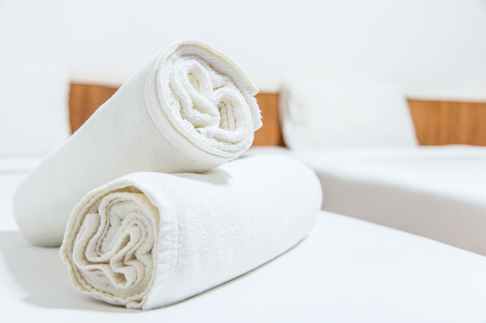 Hotel towels by Kingly