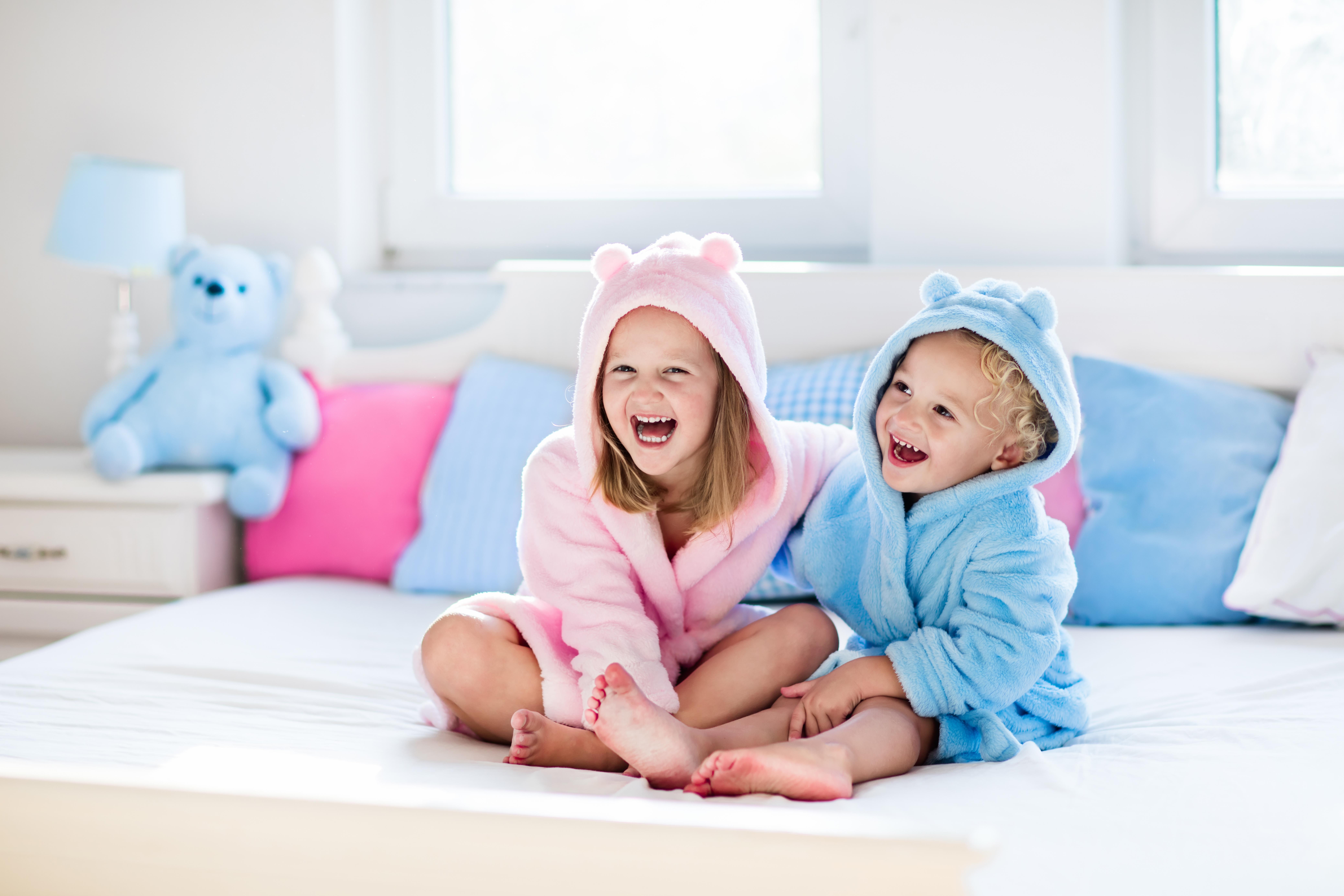 Kids Bathrobes