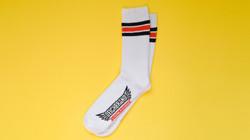 Classic Crew Sports socks