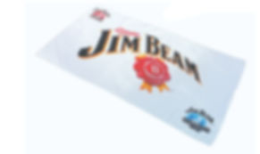 WHAT IS A COMPACT TOWEL? Its a printed, jacquard woven or embroidered towel which is compressed into a compact shape. Printed carton inlays showing the product advertising are then placed onto each side of the compact towel.