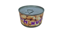 Personalized tin packaging