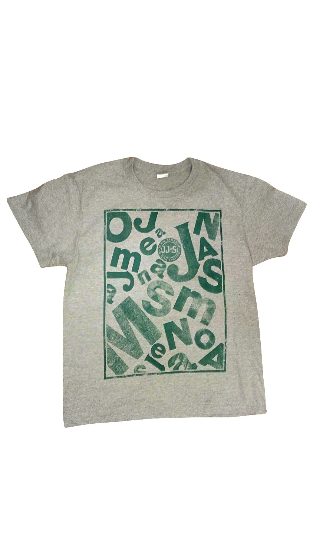 Camisetas prensadas