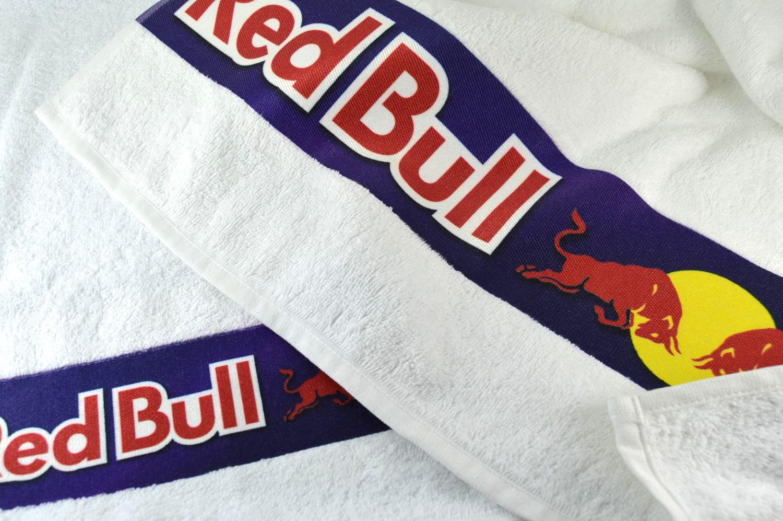 C Printed border towels (2)