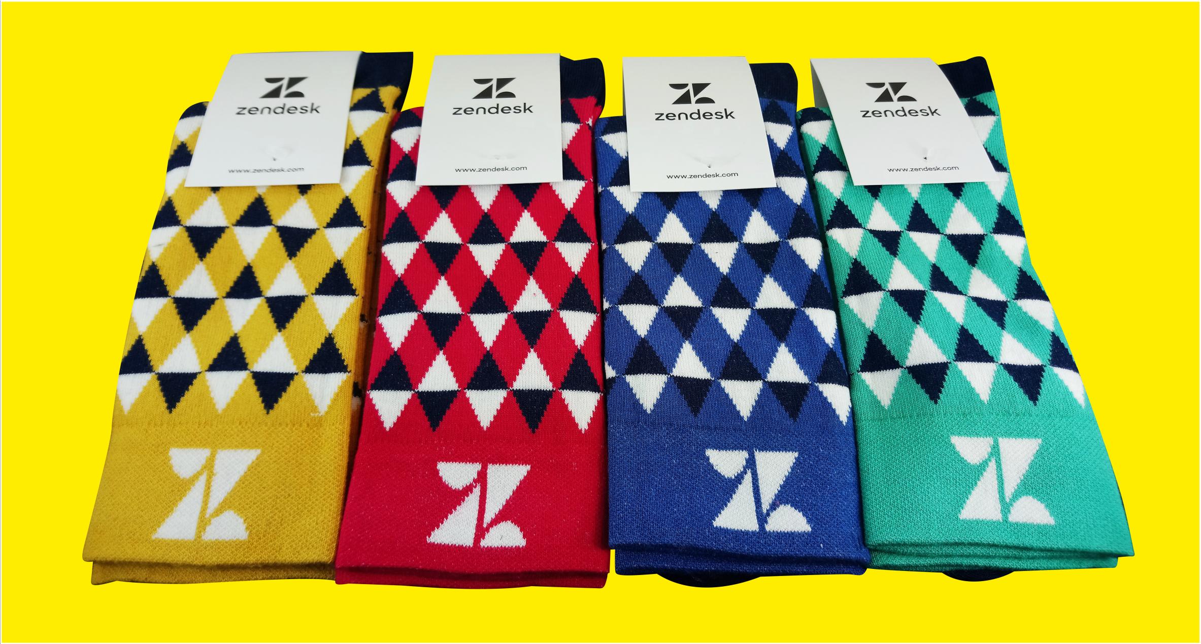Mid Calf socks 13
