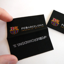 Woven labels for T-Shirts and Towels 2