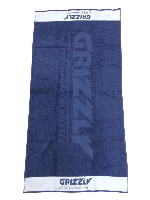 Relief woven embossed towel.