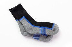 Personalized knitted socks (3)