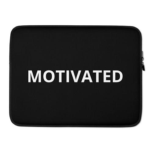 MOTIVATED  x Laptop Case