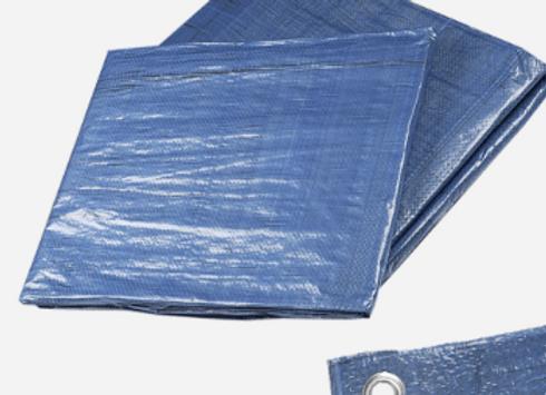 Zakrývací plachta standart 5x6m