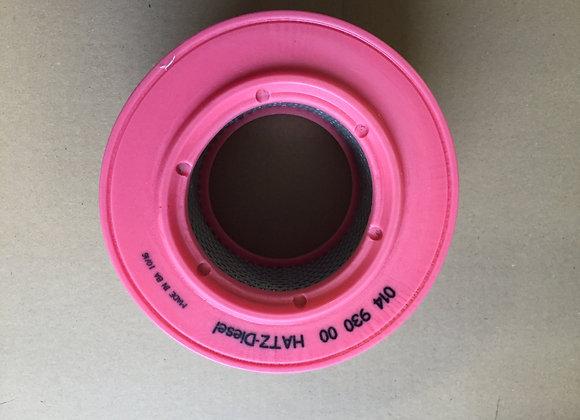 Vzduchový filtr pro motor Hatz 1D