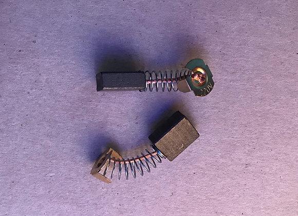 Uhlíky pro pokosovou pilu Scheppach HM 100 Lu