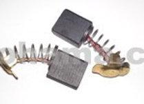 Uhlíky pro kotoučovou dělící pilu na kov DWT SDS22-355T