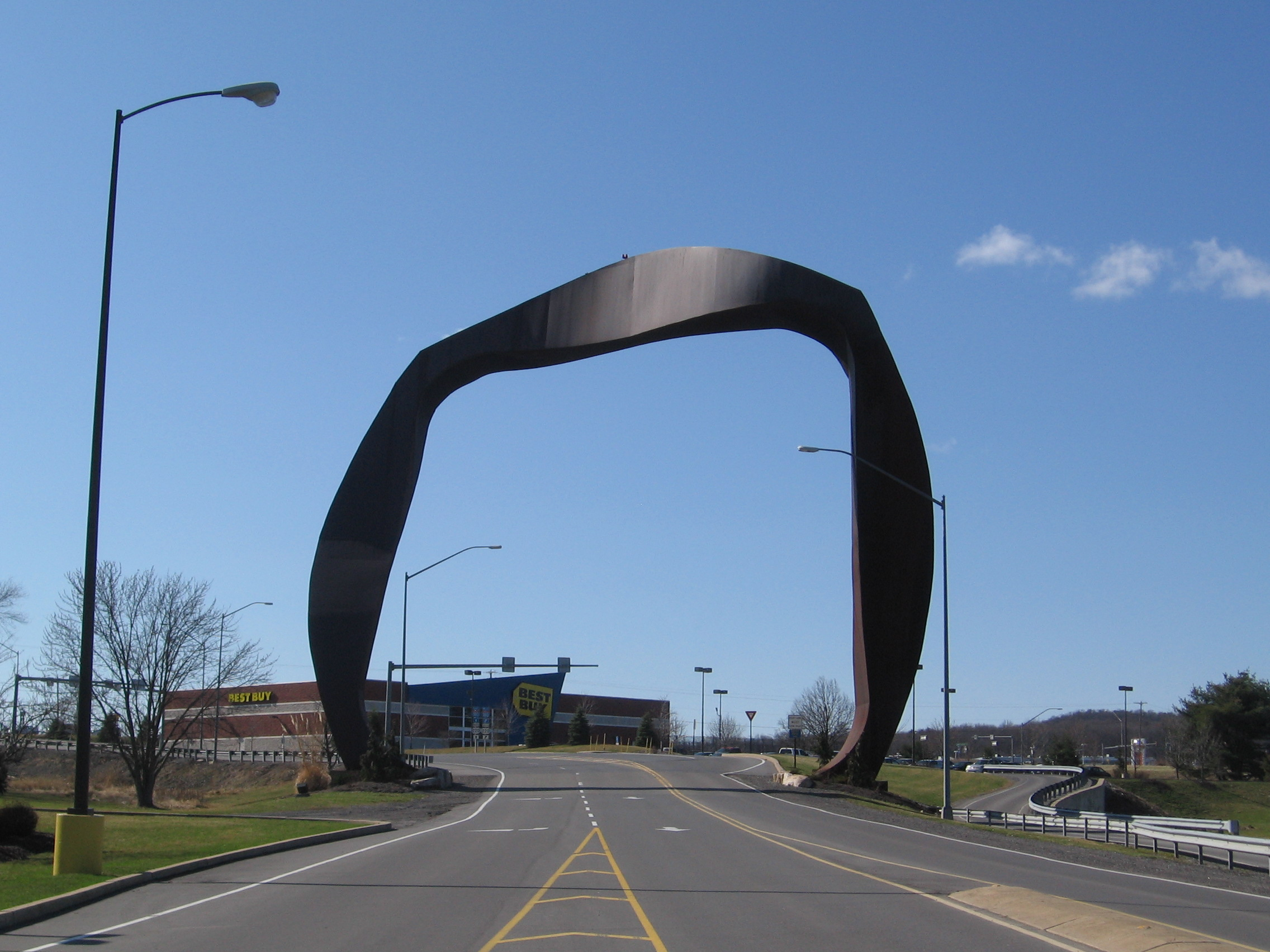 Williamsport Hadany Arch
