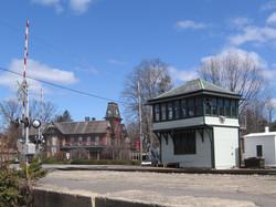 East Stroudsburg Railroad Tower