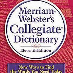 """Word """"Credible"""" Removed from Dictionary!"""