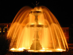 Bloomsburg Stroup Fountain