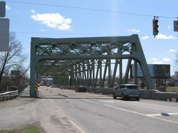 Selinsgrov 522 Green Truss Bridge