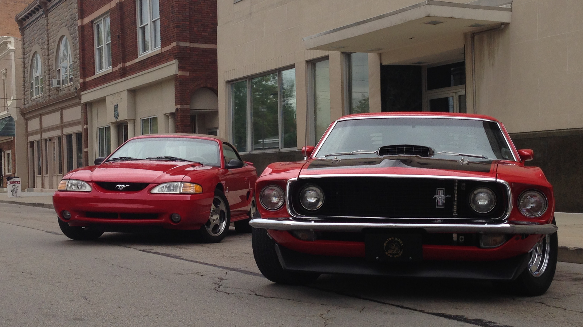 Pony Cars 02.JPG