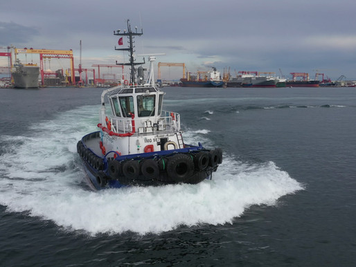 Congratulations to NAVTEK for the World's first zero emission all-electric tugboat!