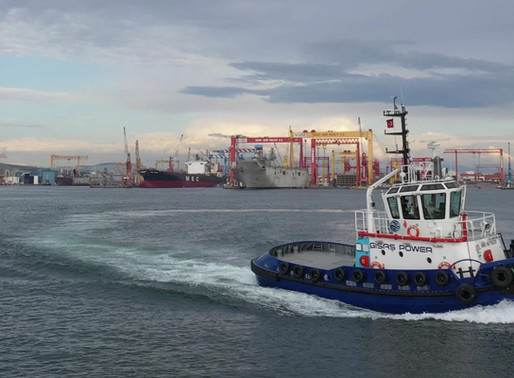 World's first all-electric tug delivered and three more under construction