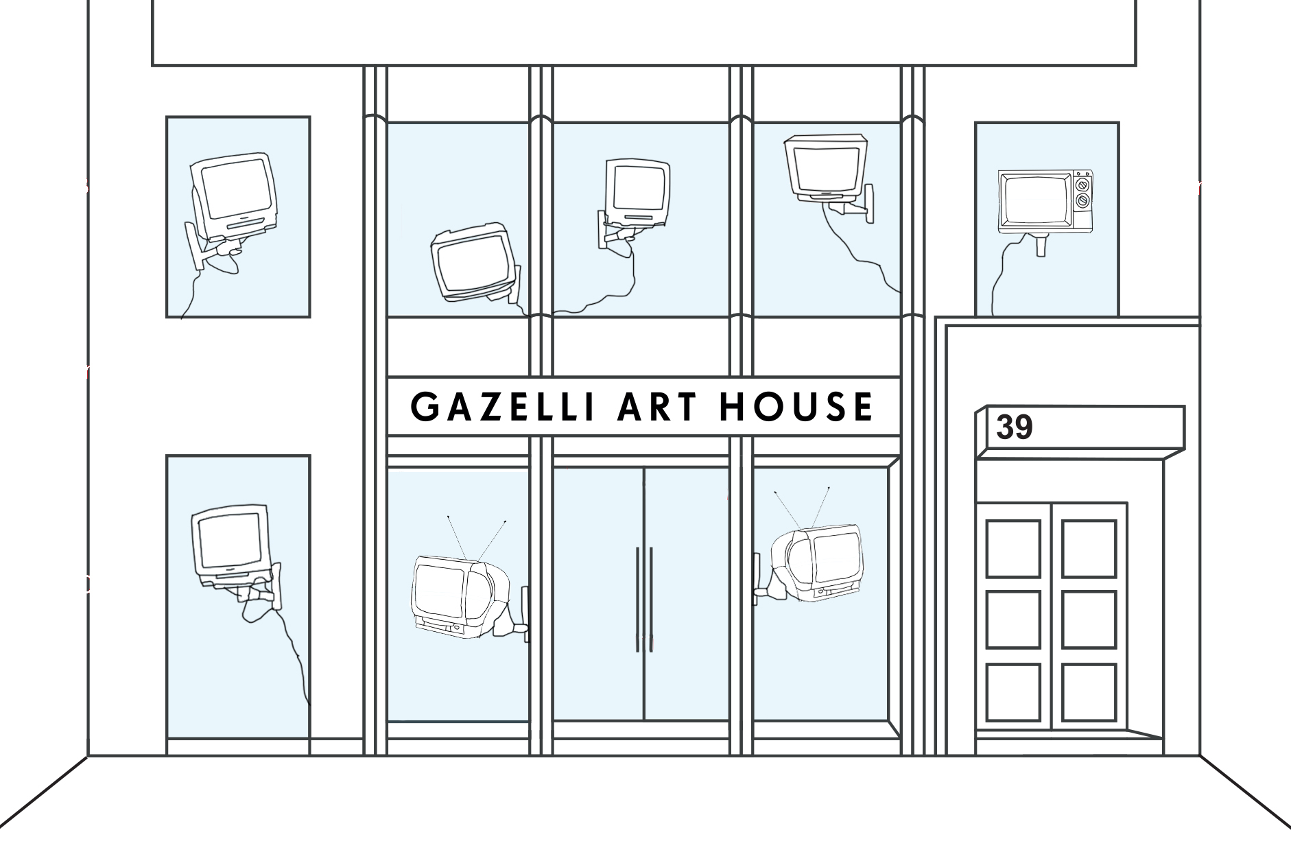 WSM - Gazelli Art House proposal