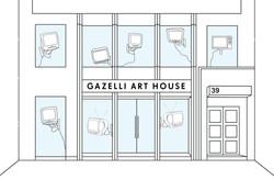 WSM - Gazelli Art House proposal