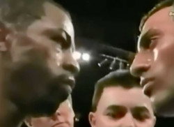 Boxing Stare Downs (2)