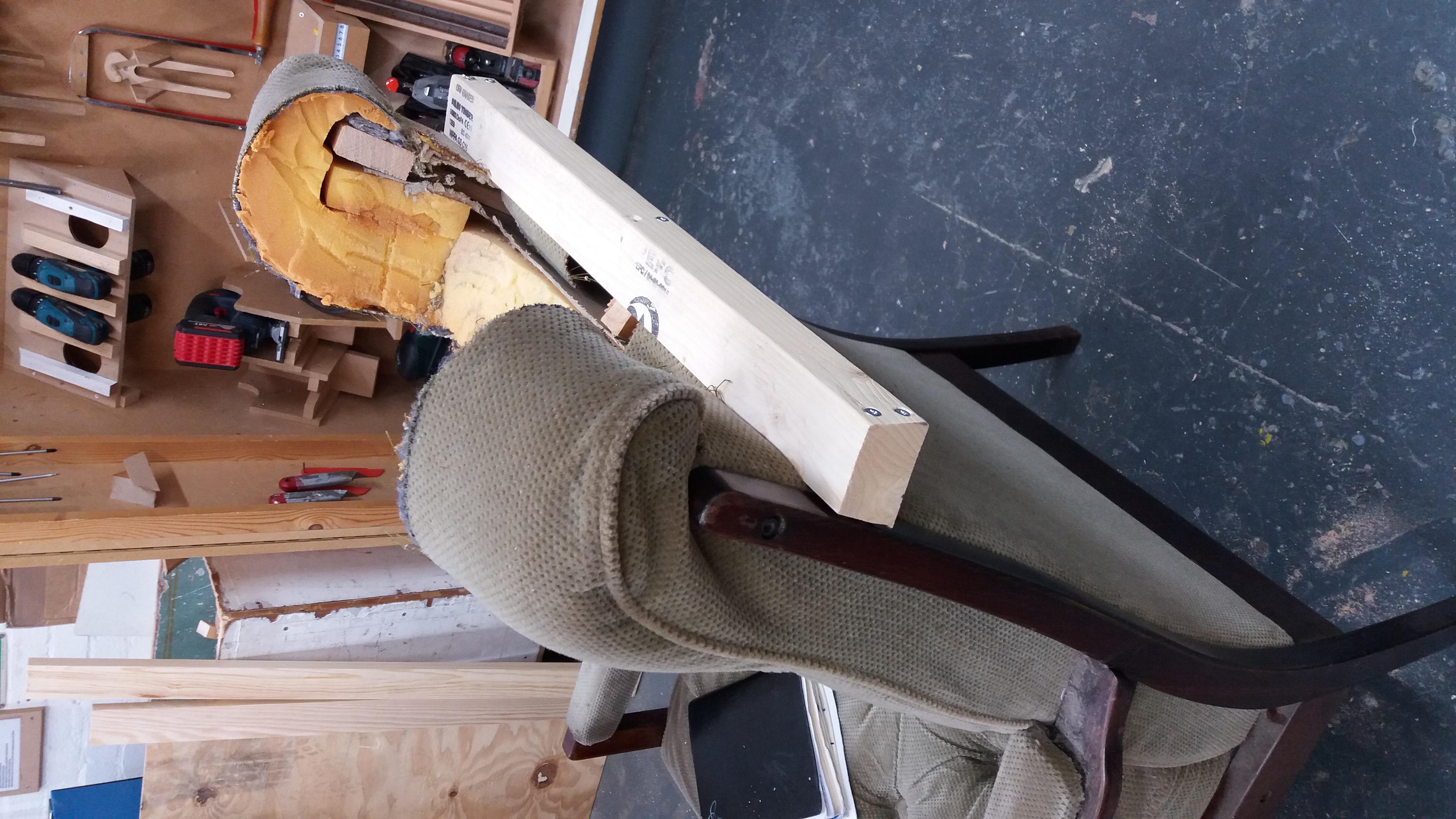 Armchair Installation - Assessment