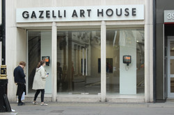 Gazelli Art House Window Project
