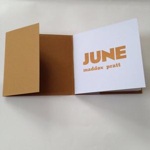 June inside cover