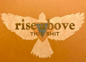 Rise Above print