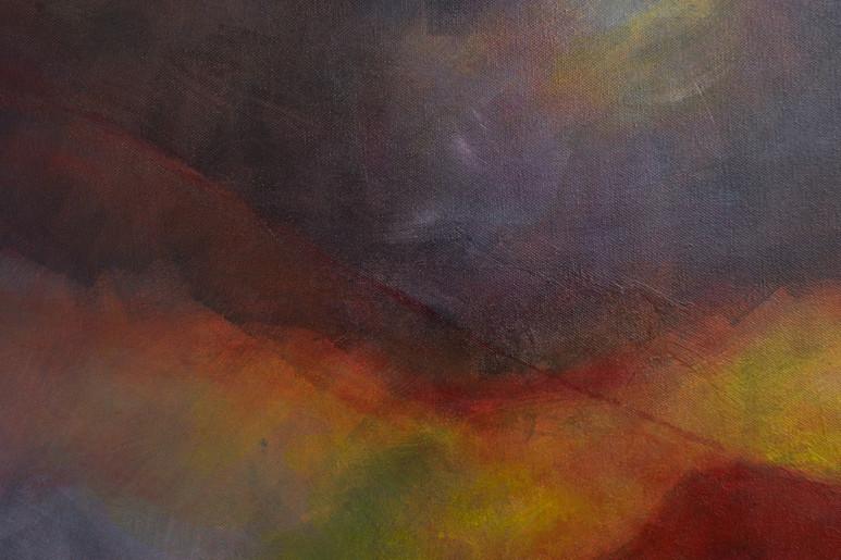 Wildfires II Detail