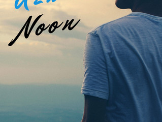 In the Azure Noon Cover Reveal